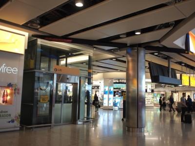 ロンドンヒースロー空港2