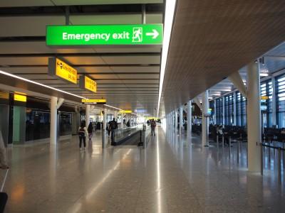 ロンドンヒースロー空港3